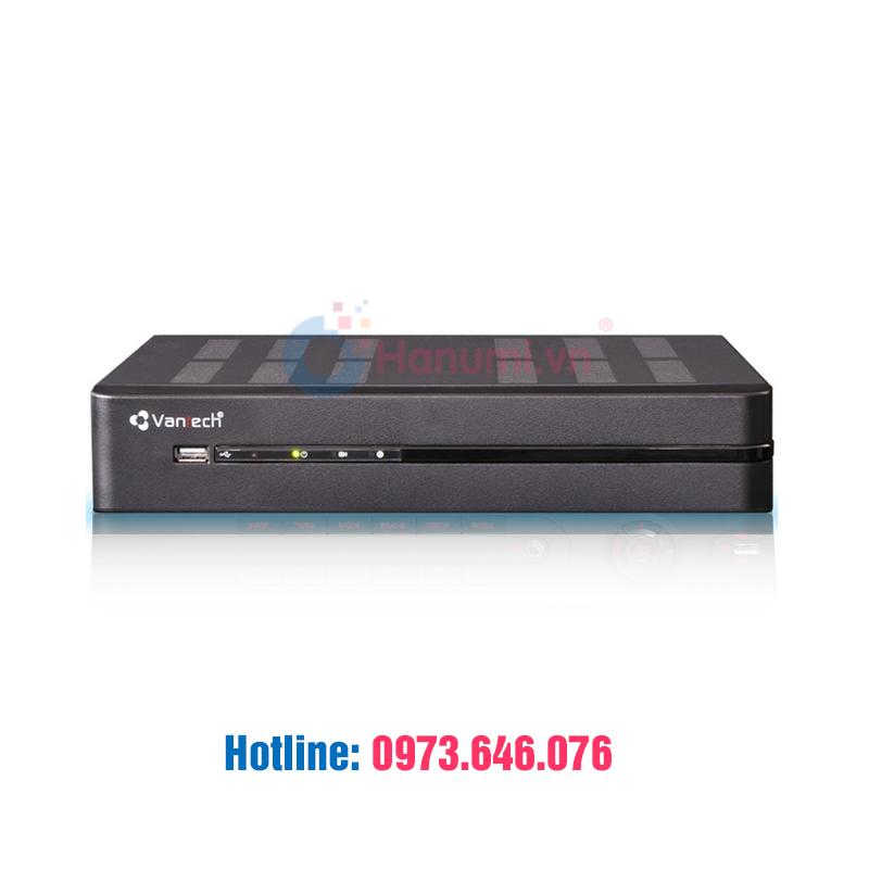 Đầu ghi hình 8 kênh 5 trong 1 Vp-864ATC chính hãng Vantech