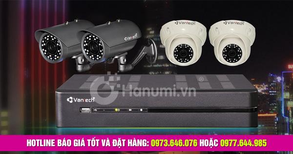 Camera AHD Vantech VP-200A