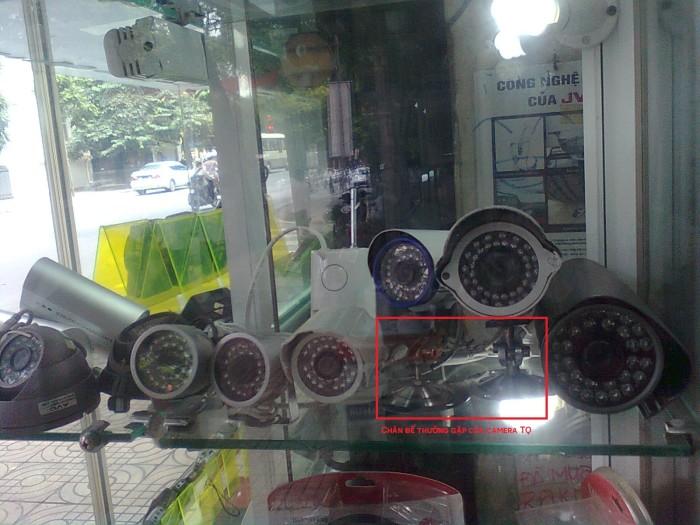 Hướng dẫn phân biệt camera chính hãng và hàng nhái