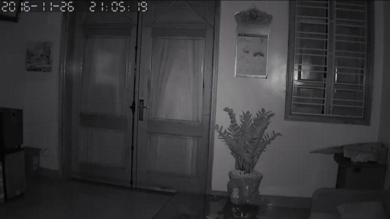 Hồng ngoại ban đêm của camera Yoosee