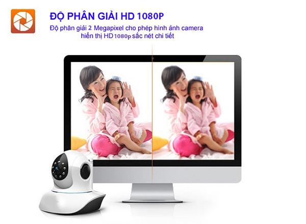Camera Vantech VP-6300C độ phân giải 2.0 FullHD 1080P